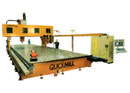 CNC Double Column Drilling and Milling Machines - Gantry Series