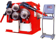 Section Bending & Pipe Bending Machines
