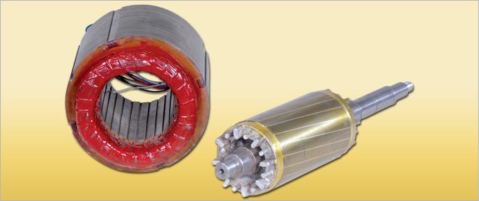 Stator Rotor Motors
