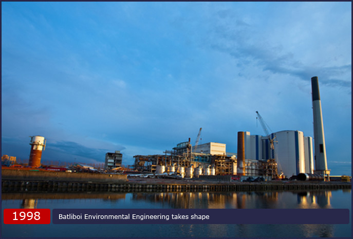 Batliboi Environmental Engineering takes shape